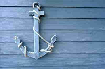 21. Dropping Your Anchor