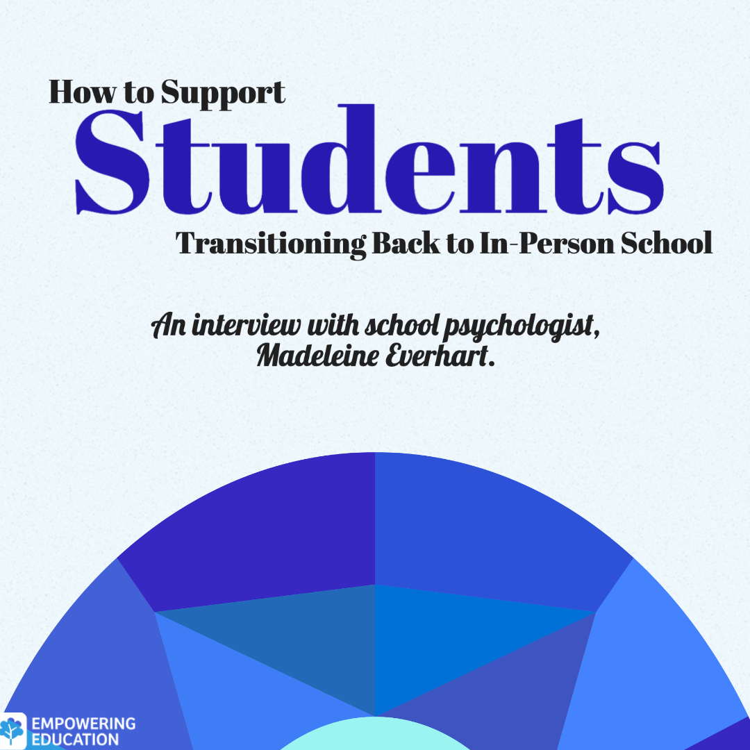 blog support students