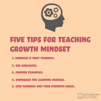 growth mindset teaching tips