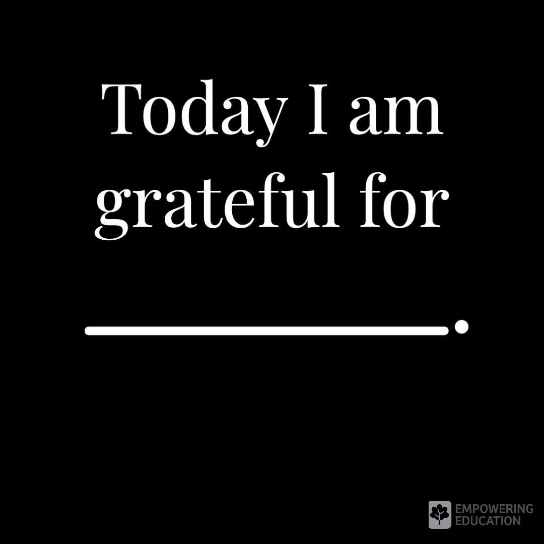 i am grateful instagram