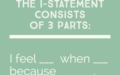 I Statements for Kids