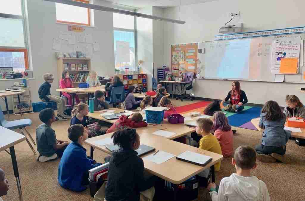 Mindfulness & Silence Lesson