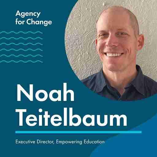 noah teitelbaum agency for change