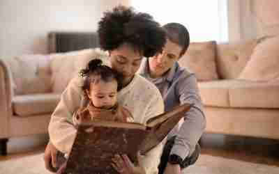 How can read-alouds teach social-emotional learning?