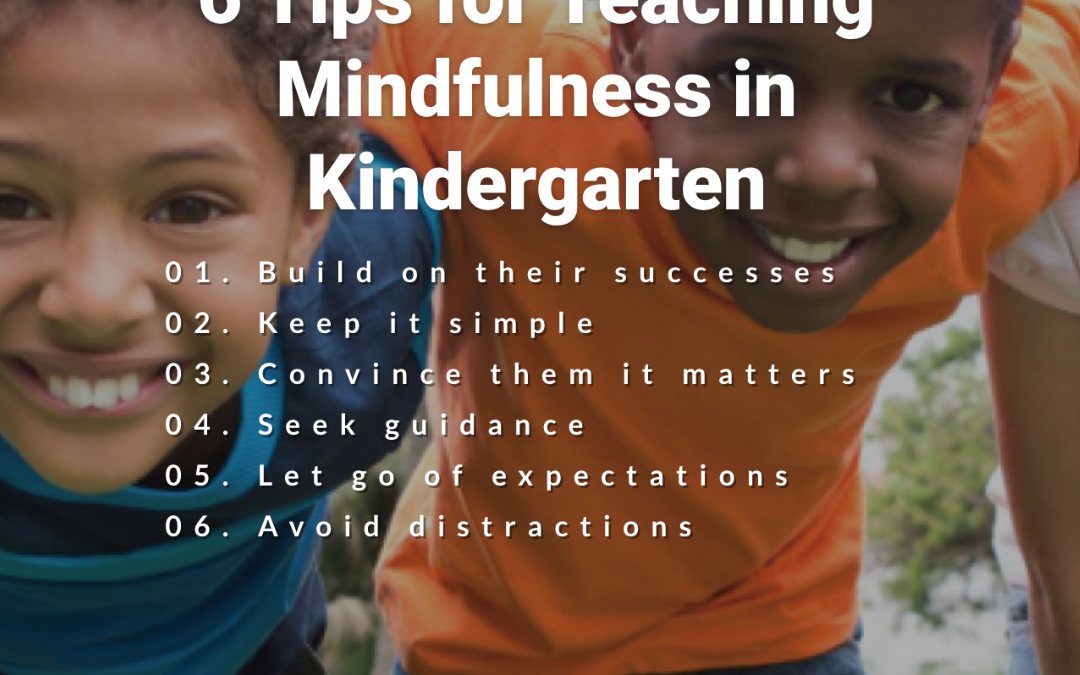 Mindfulness in Kindergarten